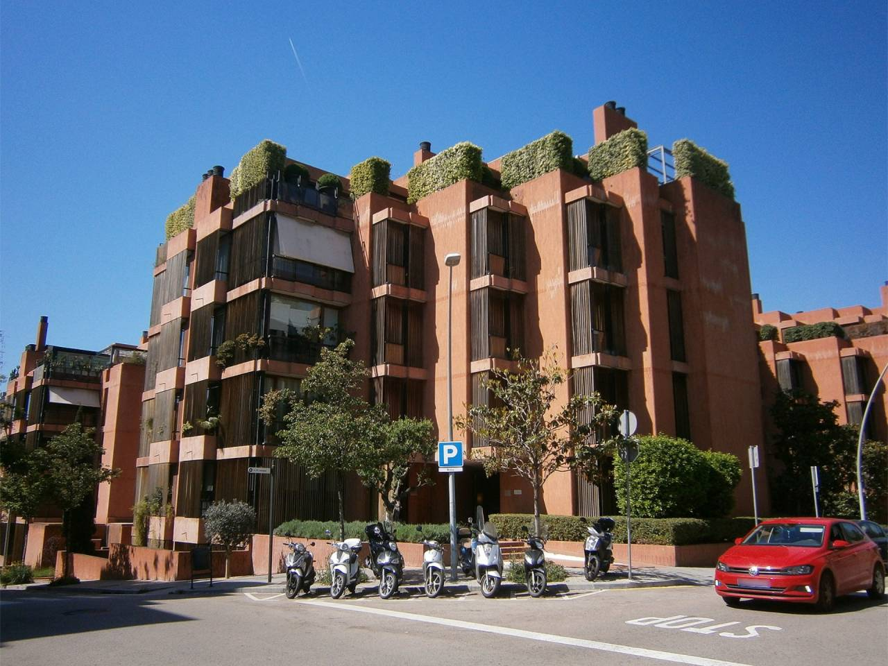 Oficina en alquiler Sant Gervasi-Galvany (Barcelona Capital)