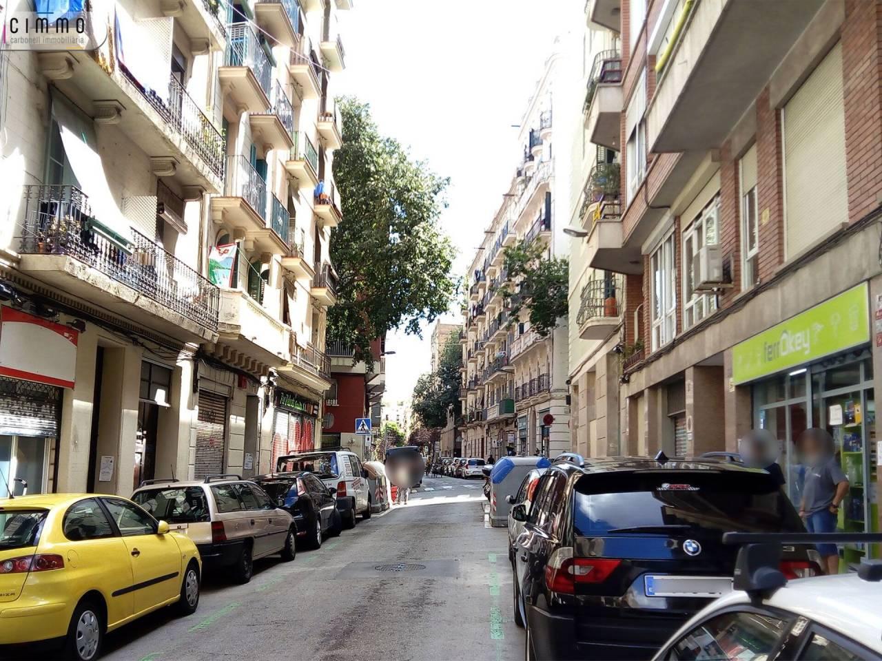 Piso en alquiler El Poble Sec (Barcelona Capital)