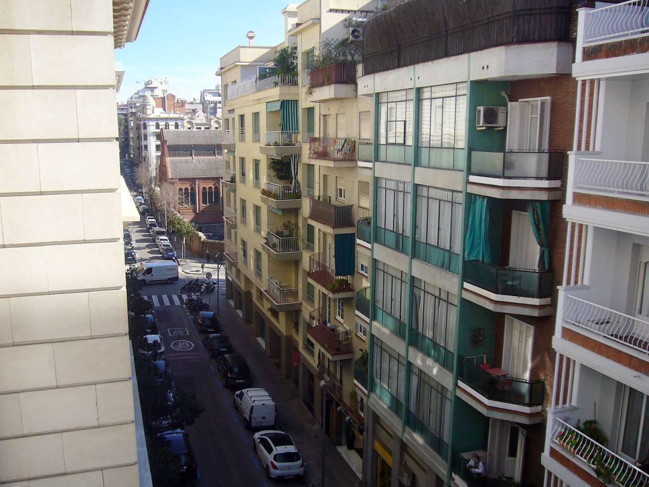 Plancher à louer Sant Gervasi-Galvany (Barcelona Capital)
