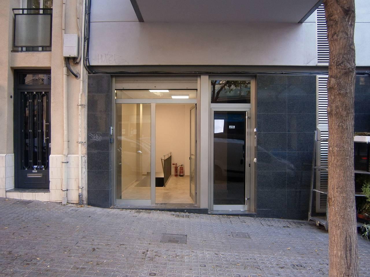 Oficina a lloguer El Baix Guinardó (Barcelona Capital)