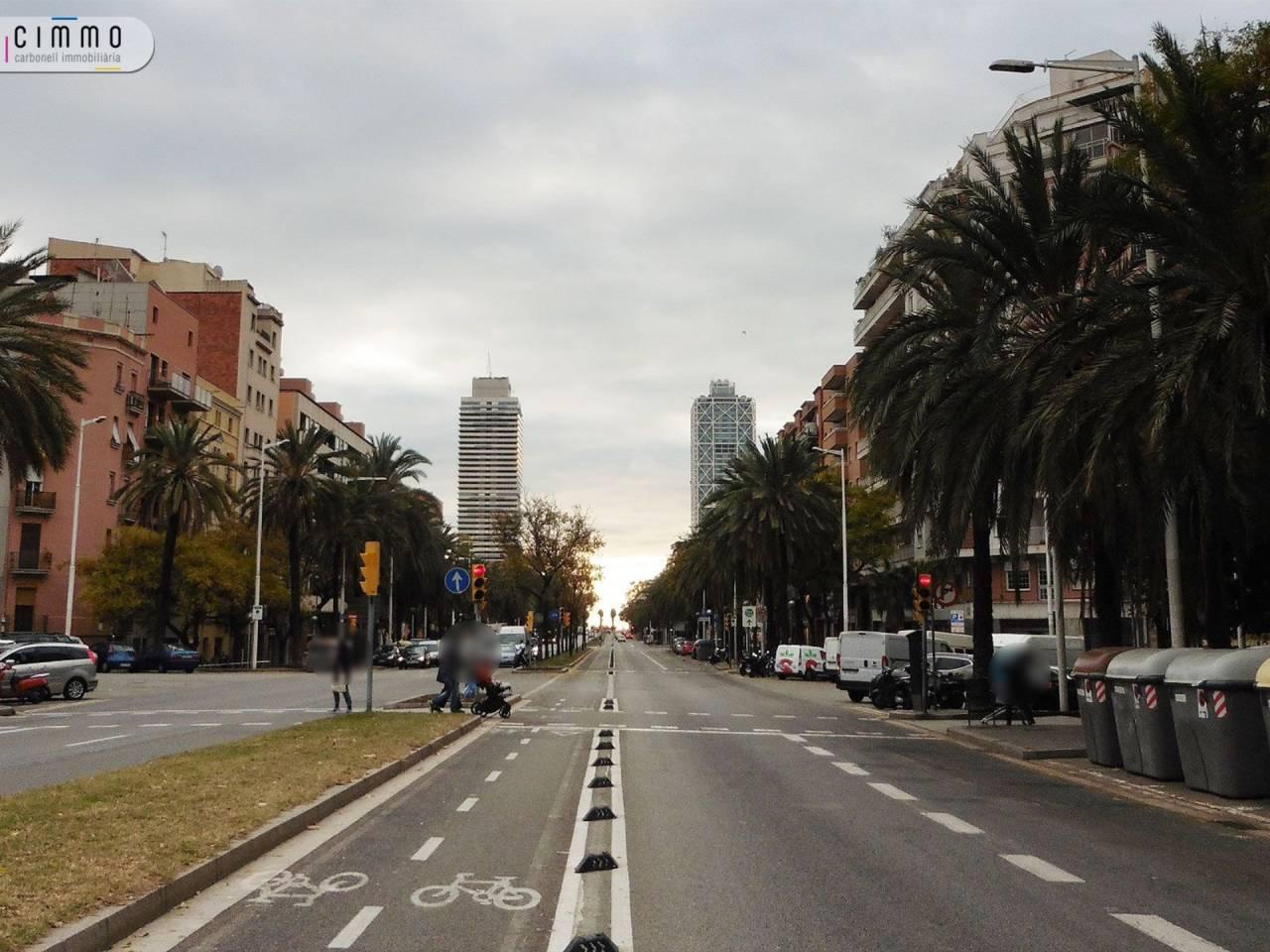 Àtic a lloguer El Parc-La Llacuna del Poblenou (Barcelona Capital)