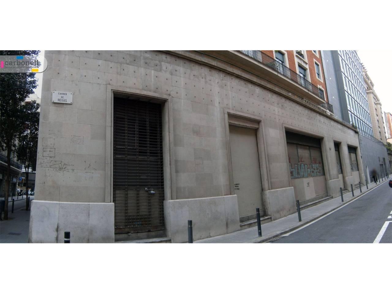 Local comercial a lloguer Sant Gervasi-Galvany (Barcelona Capital)