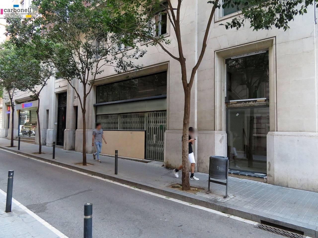 Local a lloguer Sant Gervasi-Galvany (Barcelona Capital)
