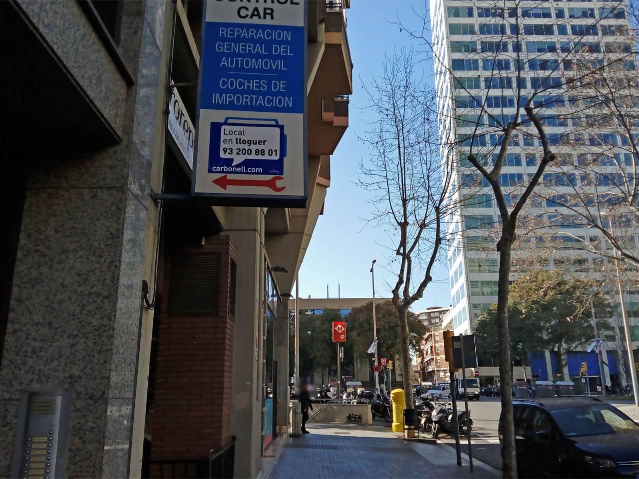Local comercial en venda La Nova Esquerra de l'Eixample (Barcelona Capital)