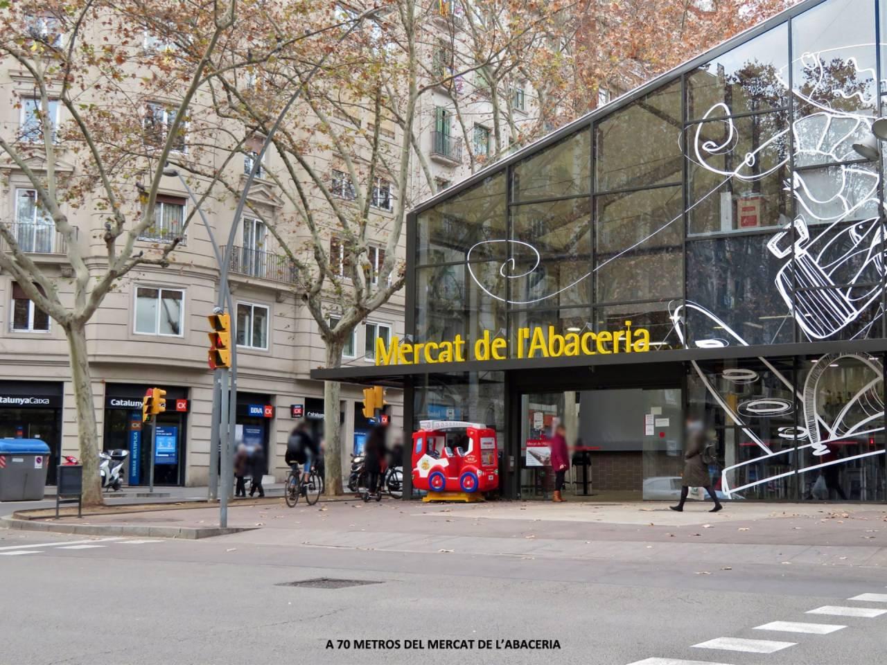 Local comercial a lloguer El Camp d´en Grassot-Gràcia Nova (Barcelona Capital)