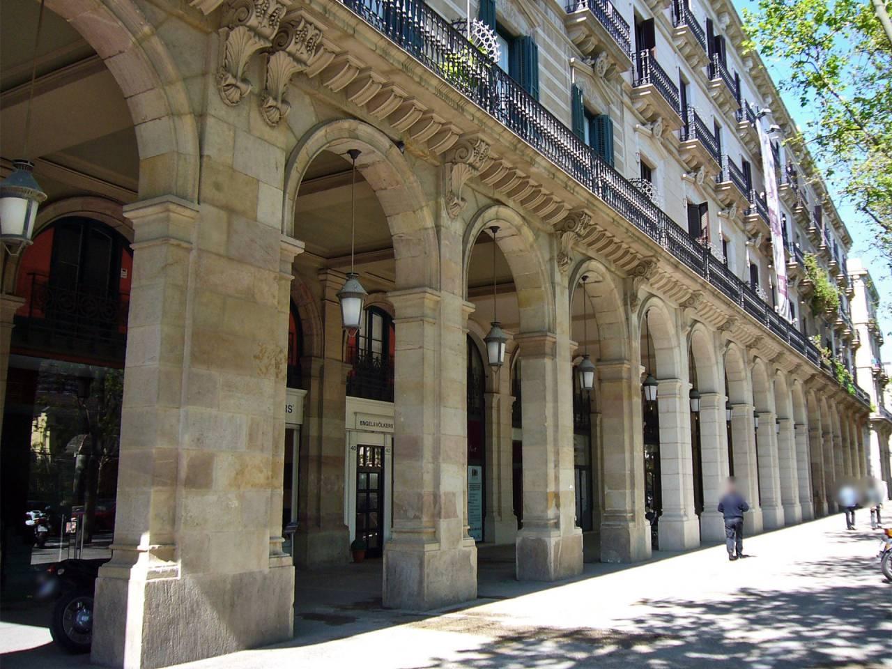 Piso en alquiler Sant Pere-Santa Caterina-La Ribera (Barcelona Capital)
