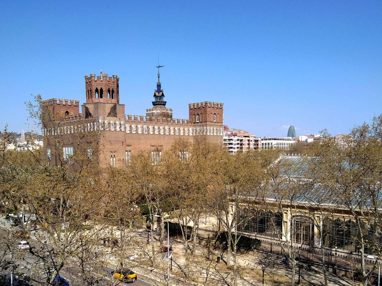 Pis a lloguer Sant Pere-Santa Caterina-La Ribera (Barcelona Capital)