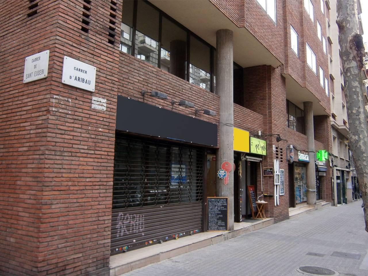 Local comercial en alquiler Sarrià - Sant Gervasi (Barcelona Capital)