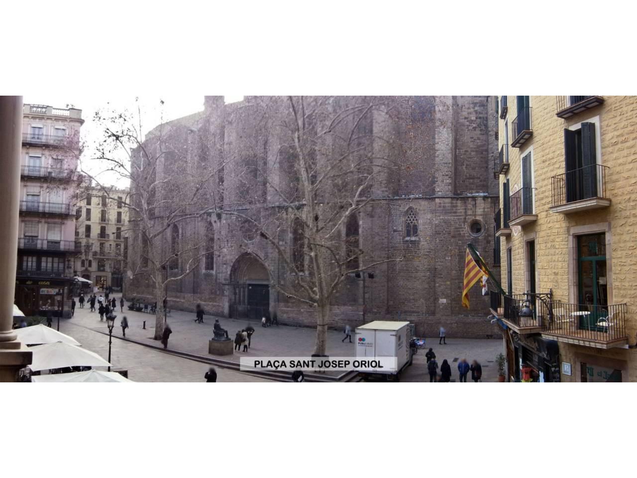 Pis a lloguer El Barri Gòtic (Barcelona Capital)