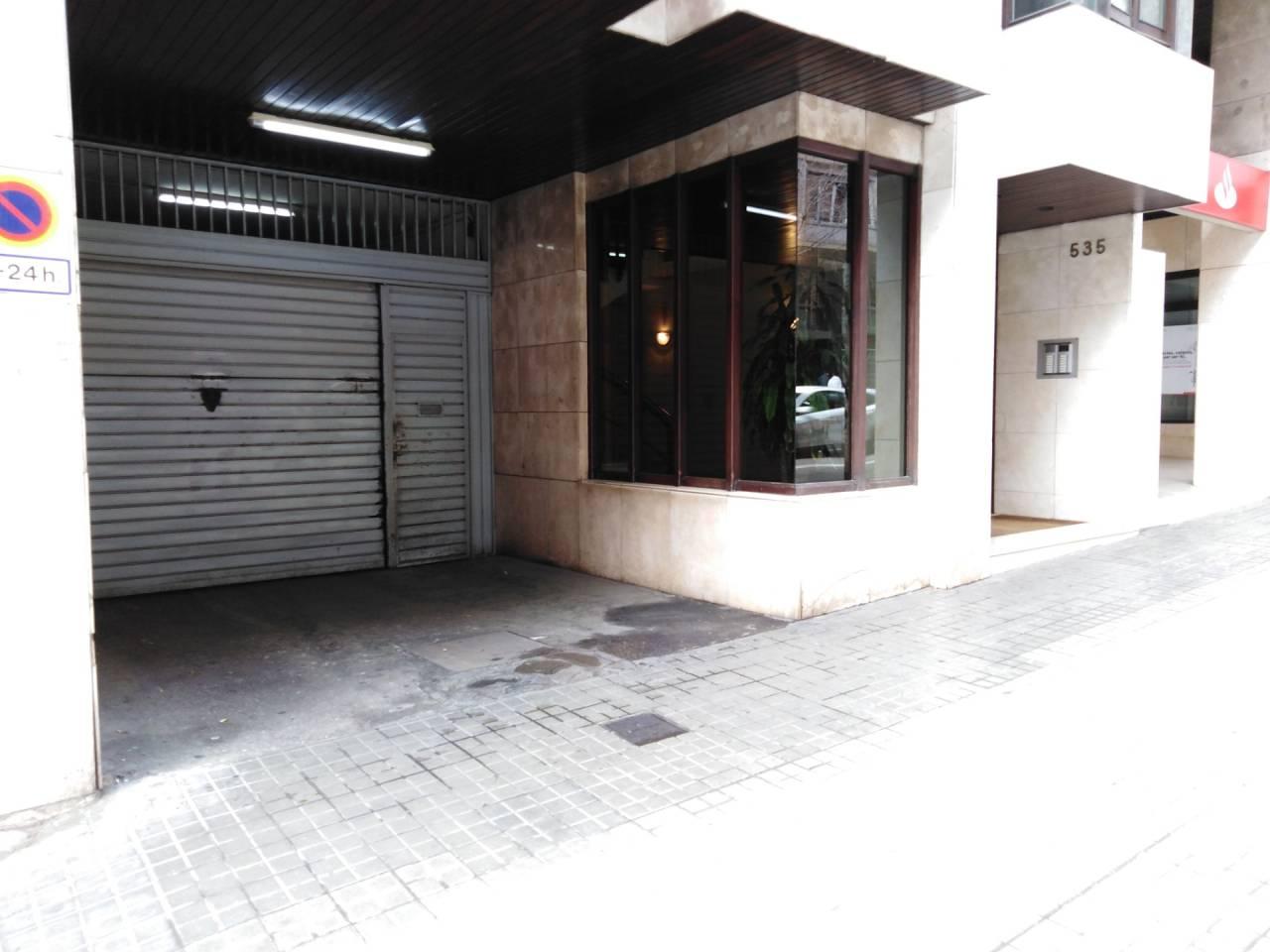 Pàrquing en venda Sant Gervasi-Galvany (Barcelona Capital)