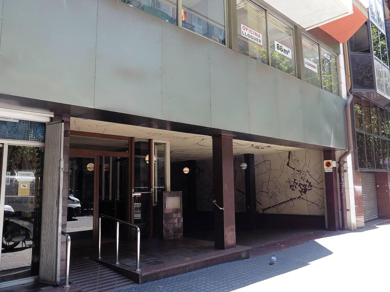 Oficina en alquiler Eixample Esquerra (Barcelona Capital)