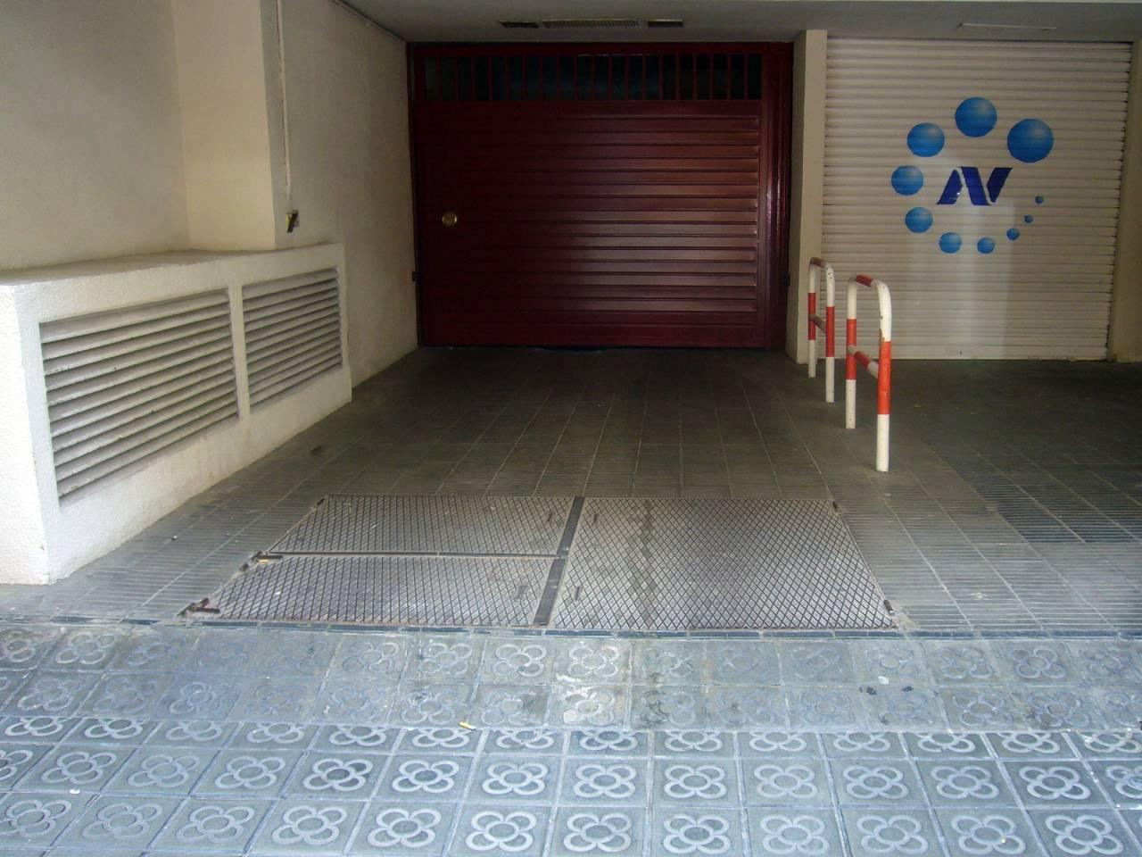 Pàrquing a lloguer Les Corts (Barcelona Capital)