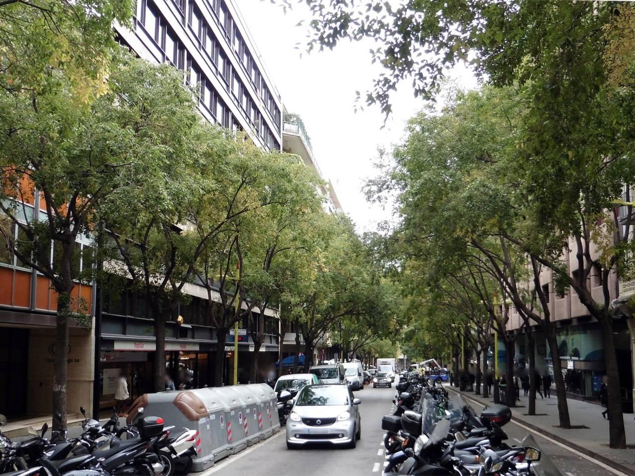 Estudio en alquiler Sant Gervasi-Galvany (Barcelona Capital)