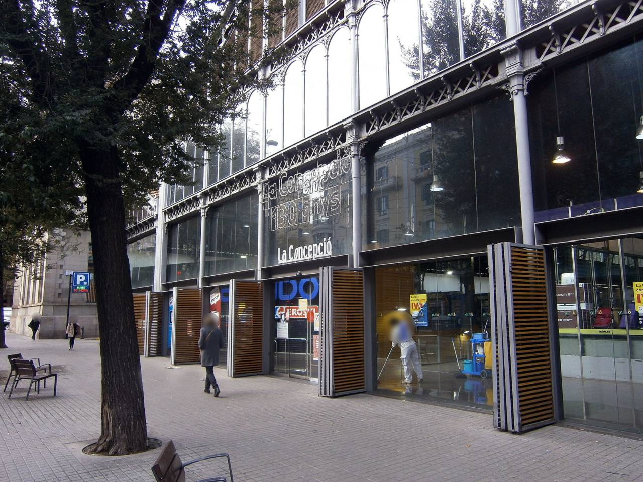Pis a lloguer La Dreta de l'Eixample (Barcelona Capital)