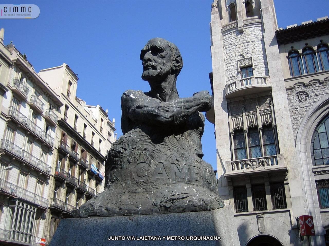 Oficina a lloguer El Barri Gòtic (Barcelona Capital)