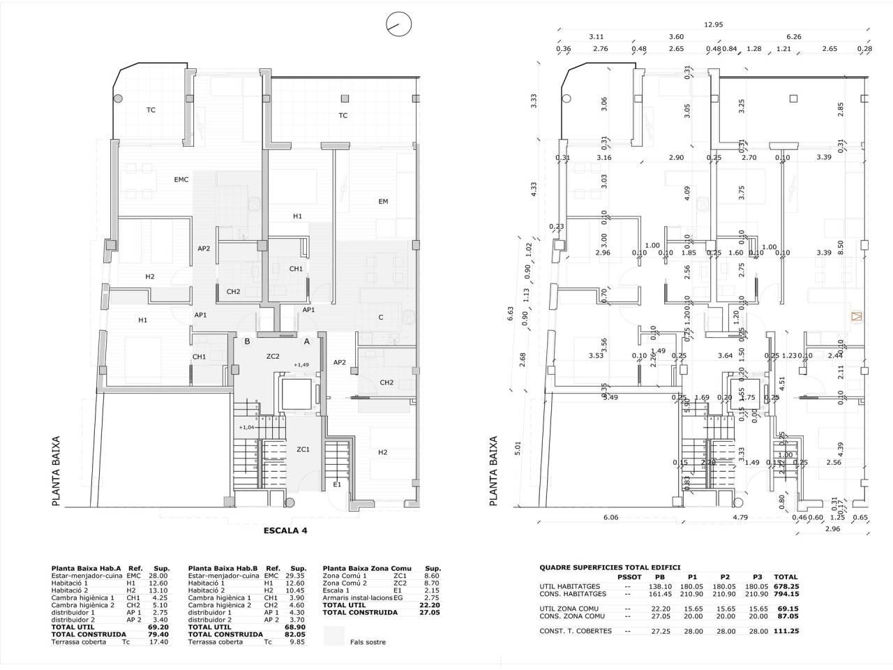 061044 - MIMOSES Promoción en construcción con jardines y piscinas comunitarias