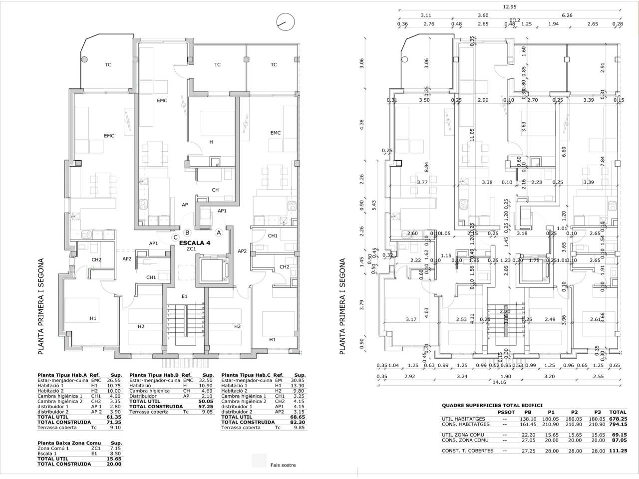 061245 - MIMOSES Wohnung im Bau mit Gemeinschaftsgärten und Swimmingpools