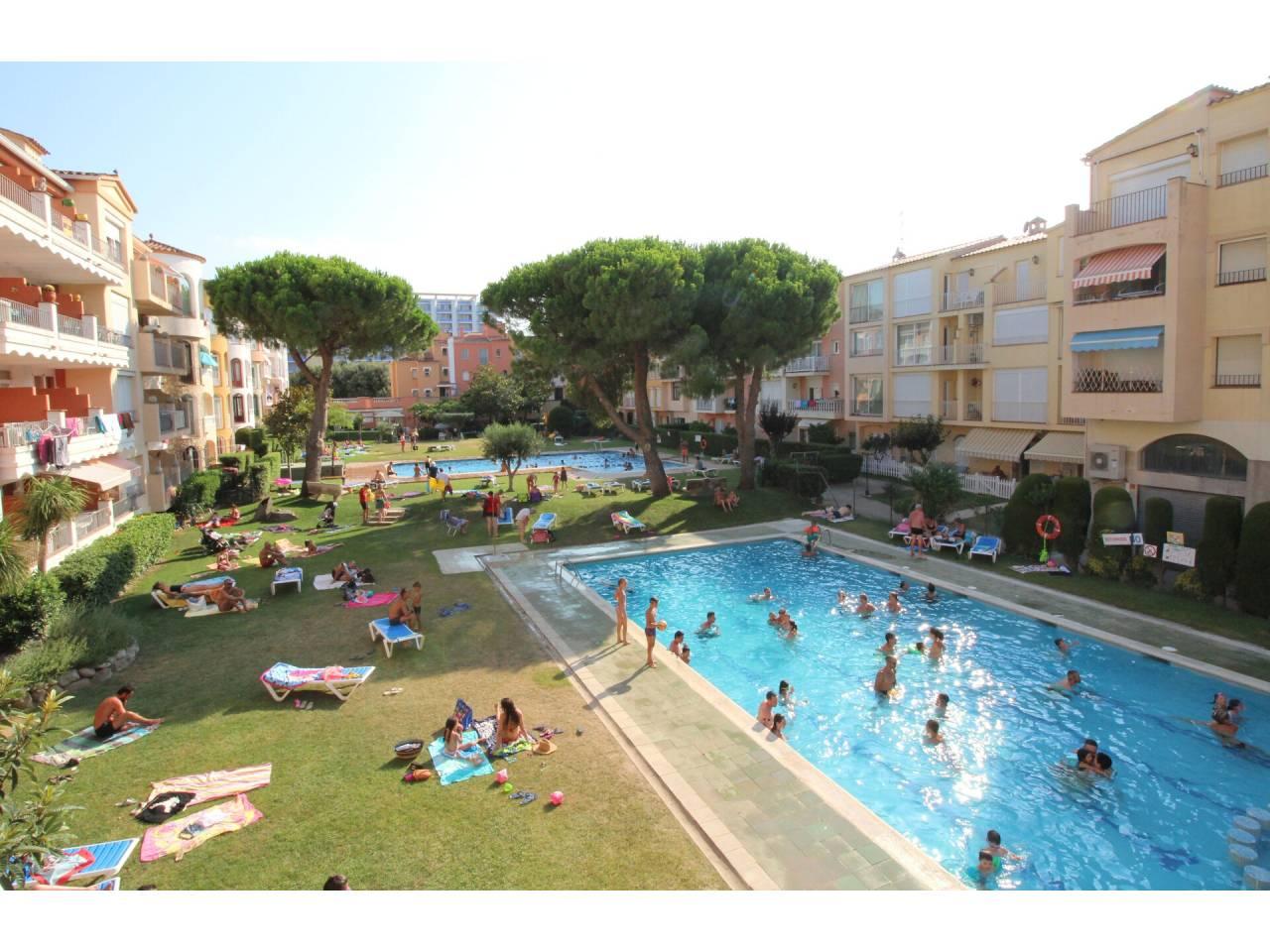 061544 - MIMOSES Appartement en construction avec jardins communaux et piscines