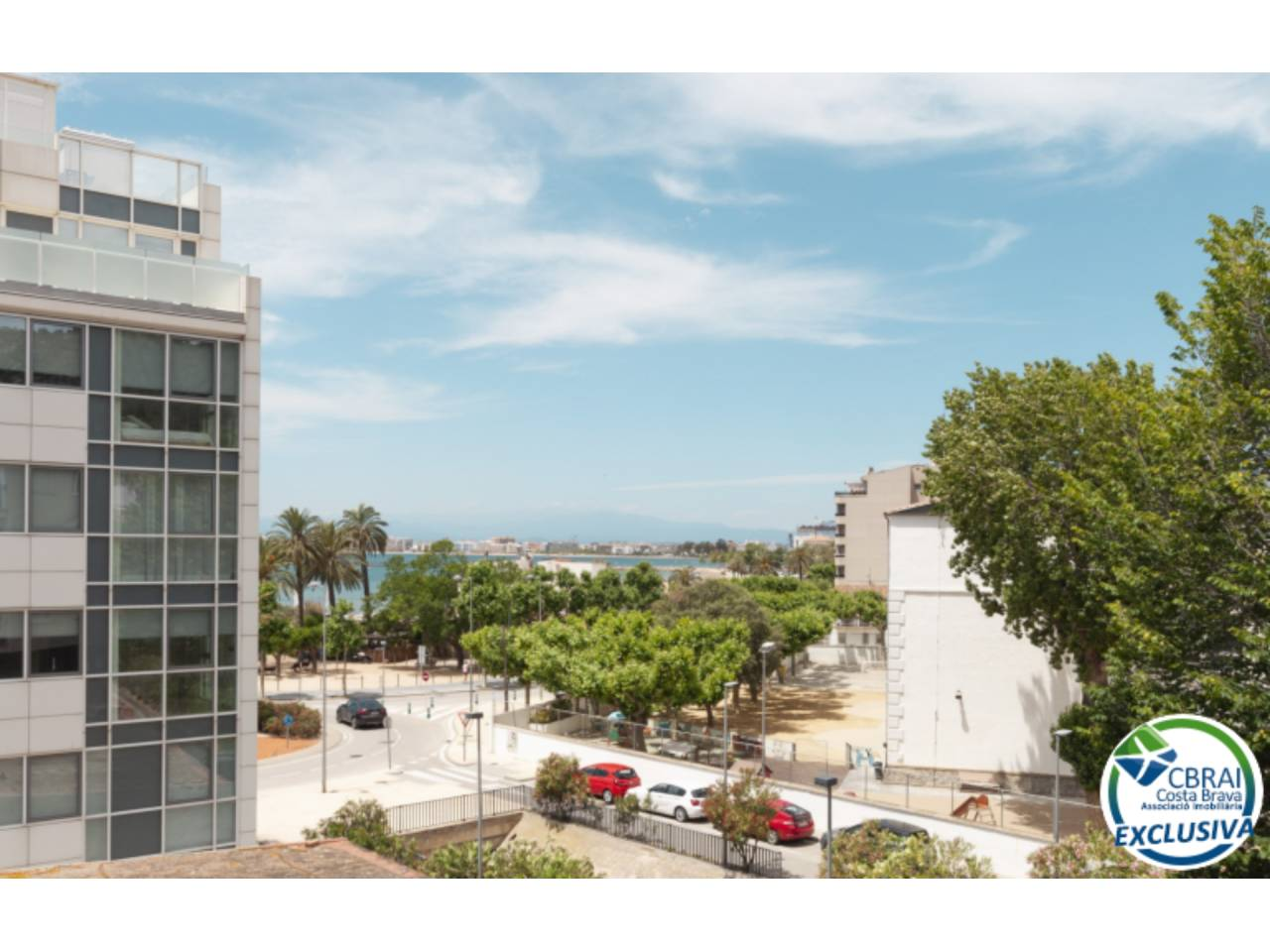 003006 - DRASSANES Apartment for sale in Roses with sea views