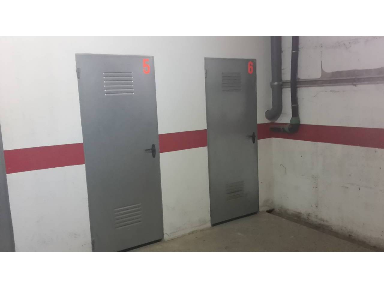 066034 - OLIVERA Storage room