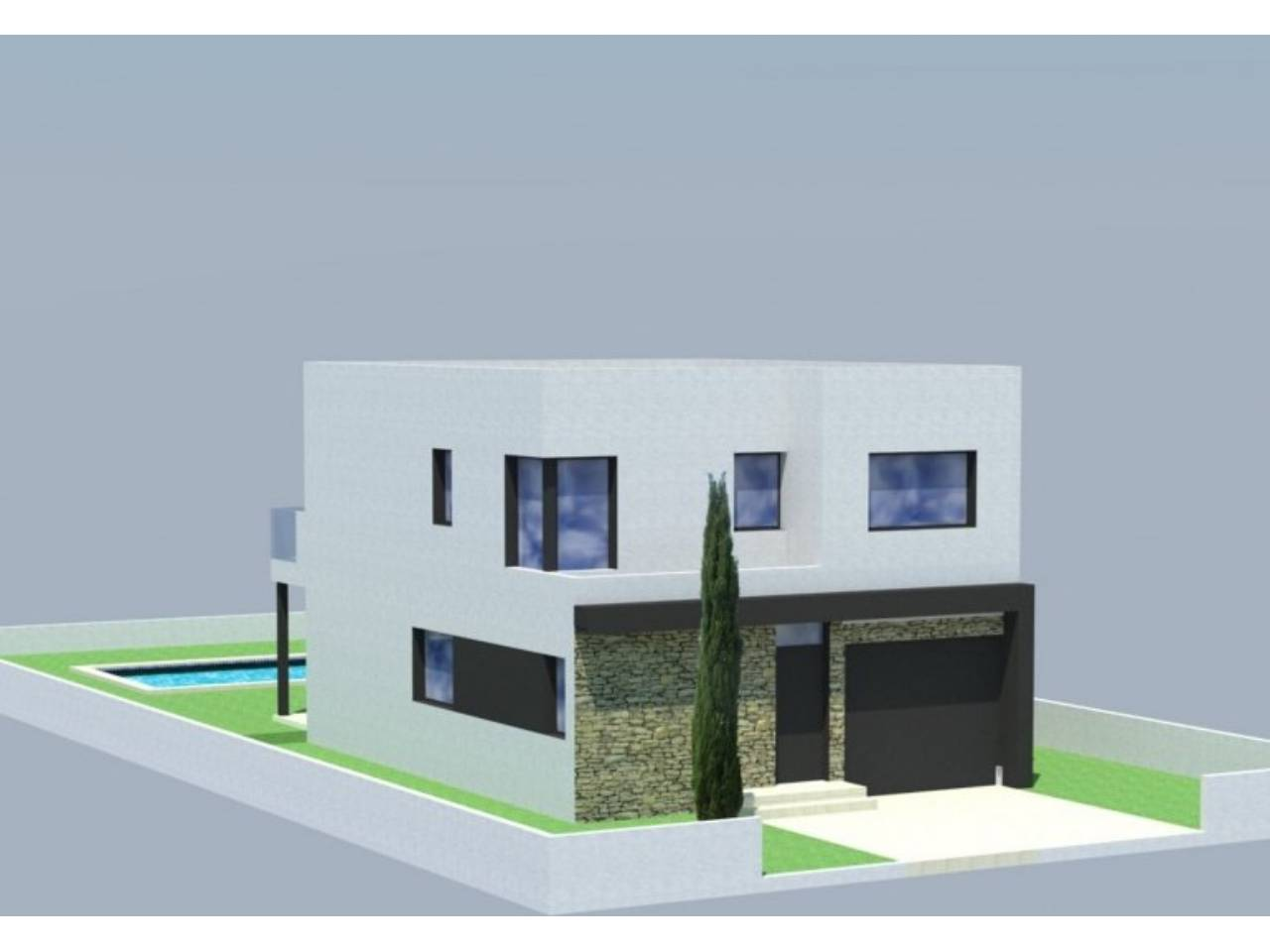 060247 - GARRIGUELLA House model REQUESENS