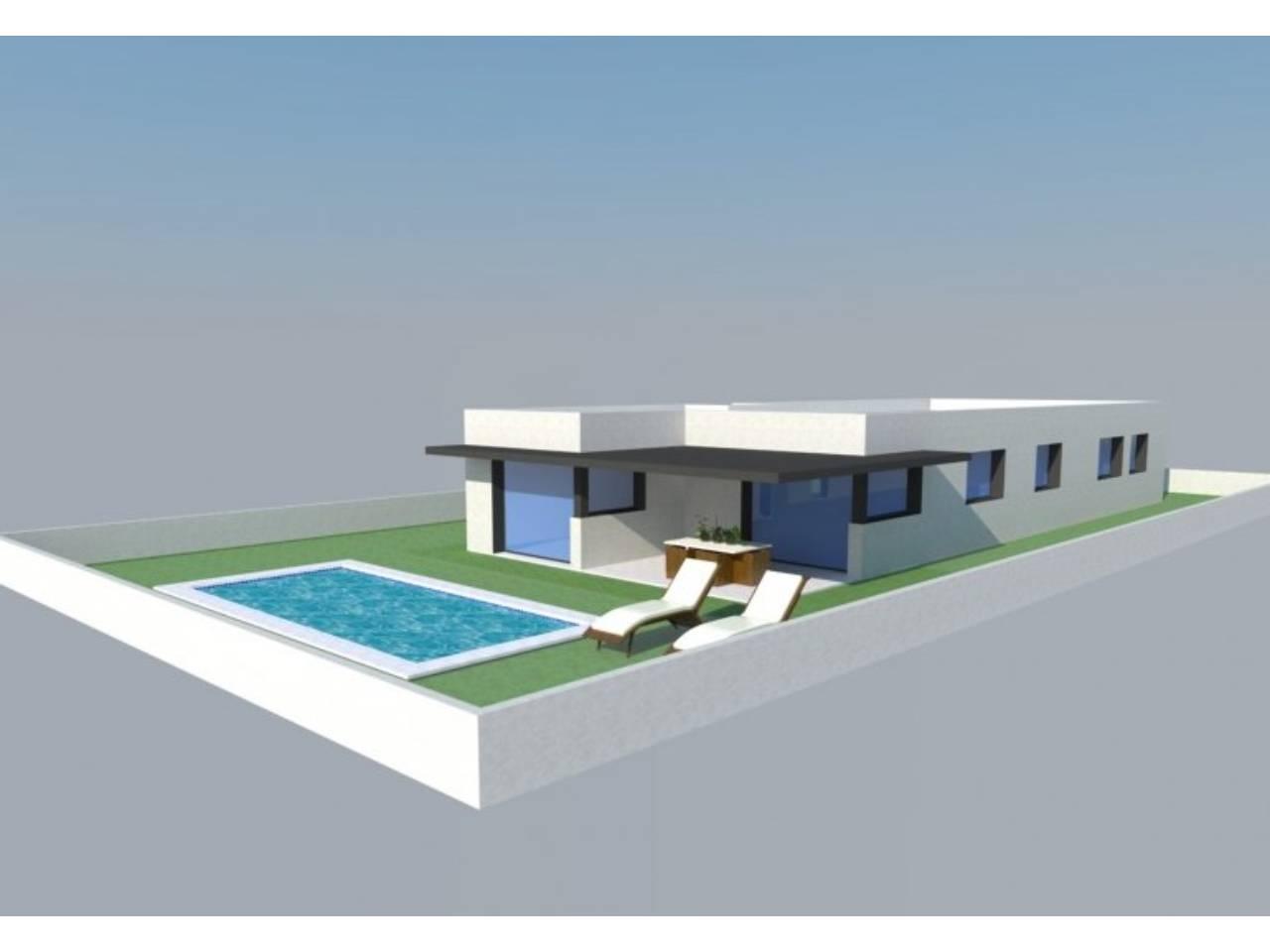 060146 - ROSES - LA GARRIGA Modelo casa COLERA