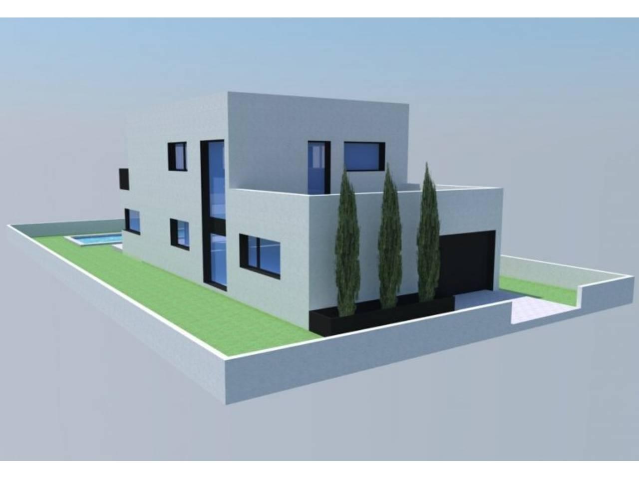 060447 - GARRIGUELLA House model  PERALADA