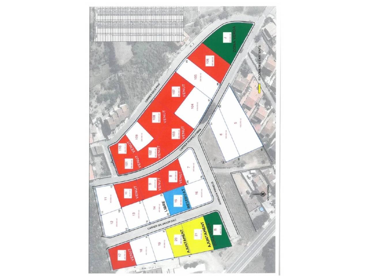 006047 - GARRIGUELLA Buildings Plots
