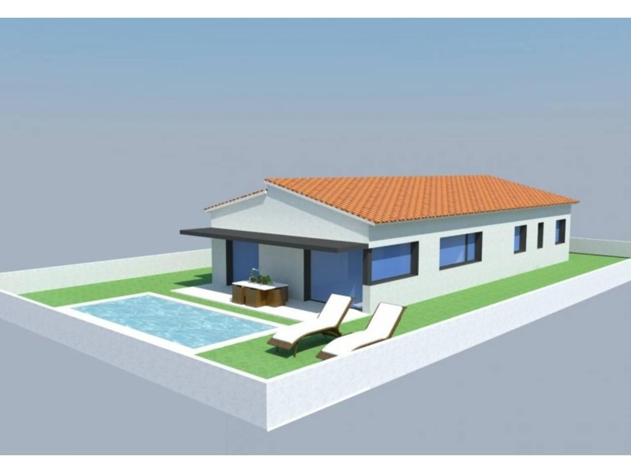 060046 - ROSES -LA GARRIGA House model ALBERA