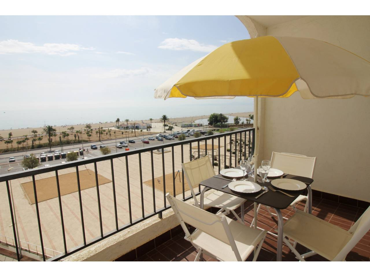 001185 - SAN LUIS, Studio apartment for sale WITH VIEWS TO THE BEACH