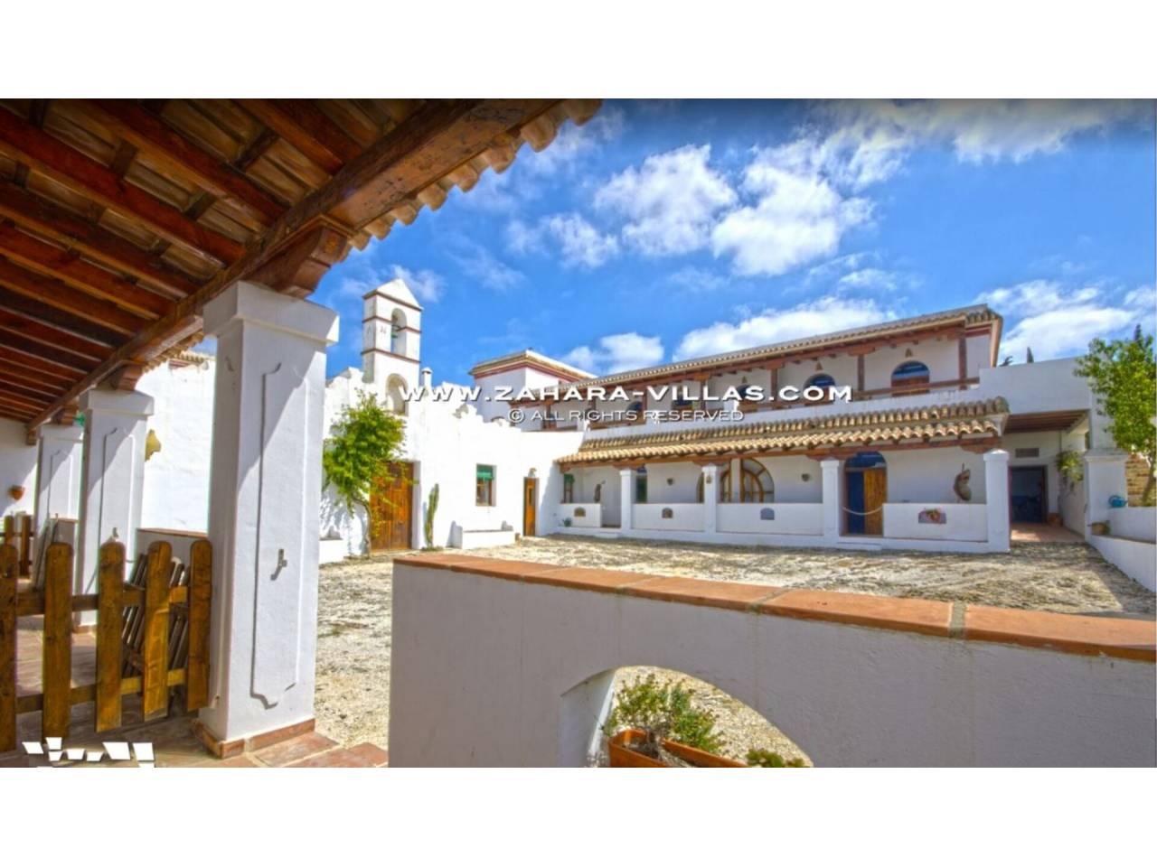 Imagen 7 de Rural Hotel en San Ambrosio, Barbate