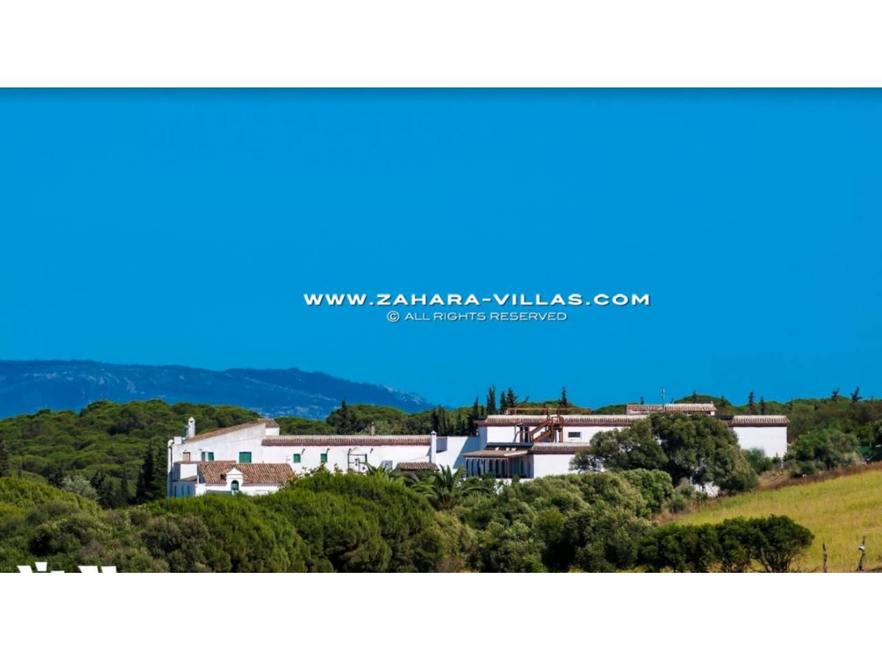 Imagen 1 de Rural Hotel en San Ambrosio, Barbate