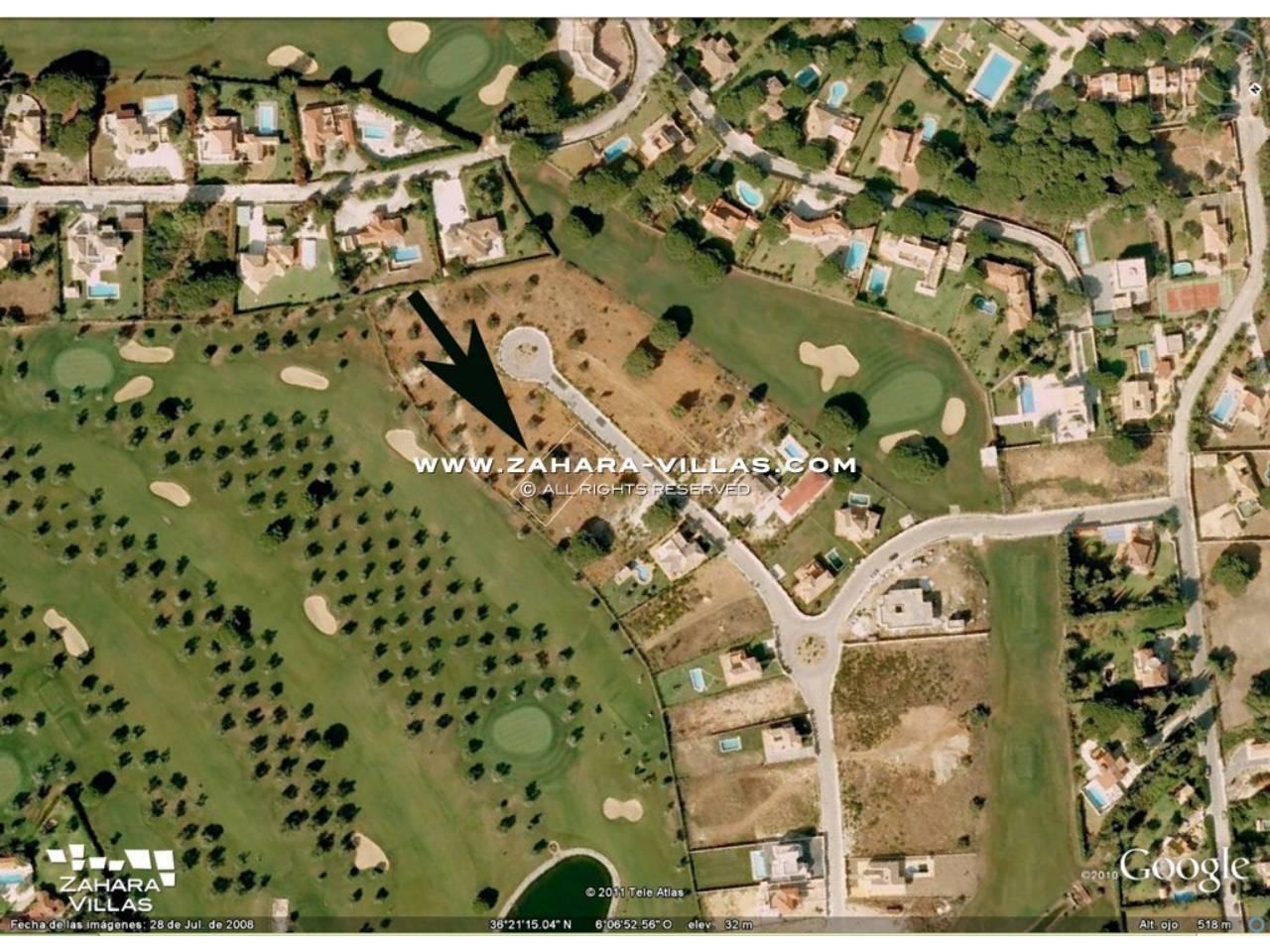 Imagen 2 de Plot in San Andrés Golf - Chiclana for sale