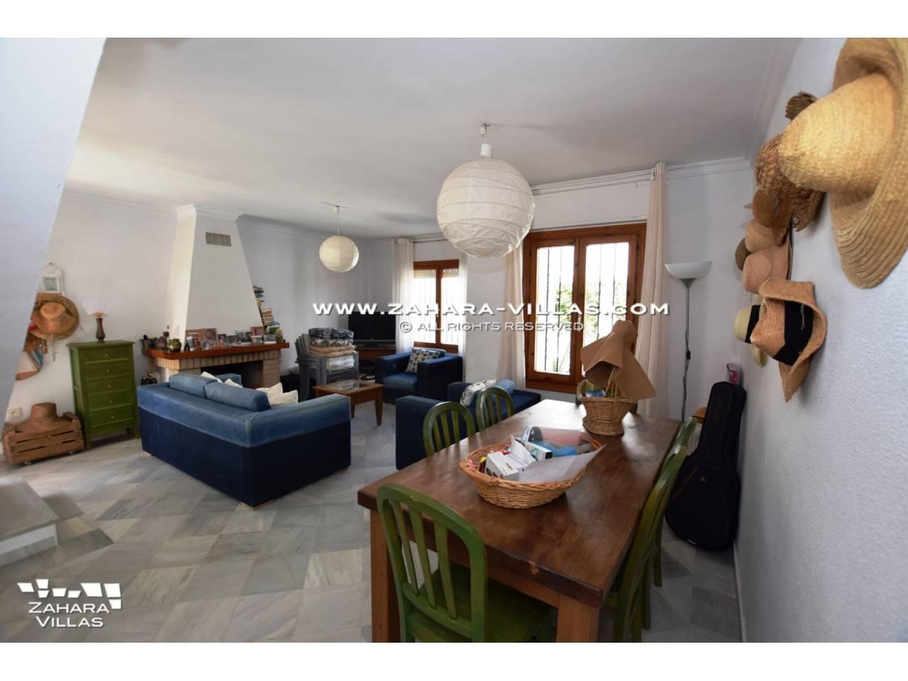 Imagen 10 de Casa en venta en segunda línea de playa, con vistas al mar en Zahara de los Atunes