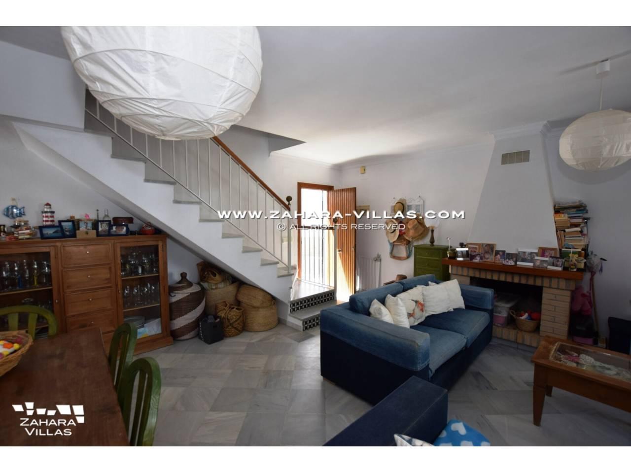 Imagen 12 de Casa en venta en segunda línea de playa, con vistas al mar en Zahara de los Atunes