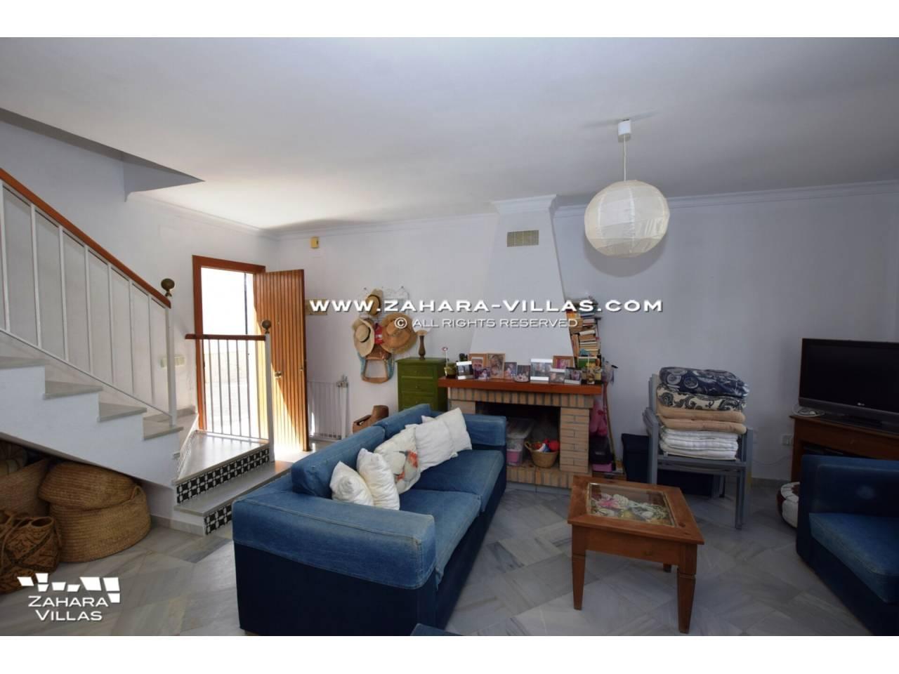 Imagen 13 de Casa en venta en segunda línea de playa, con vistas al mar en Zahara de los Atunes