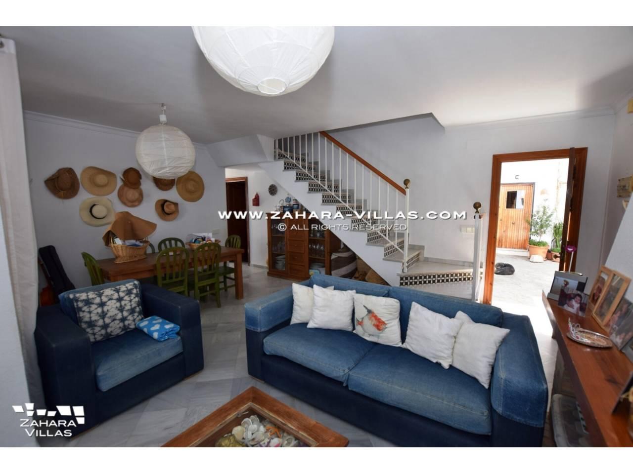 Imagen 14 de Casa en venta en segunda línea de playa, con vistas al mar en Zahara de los Atunes