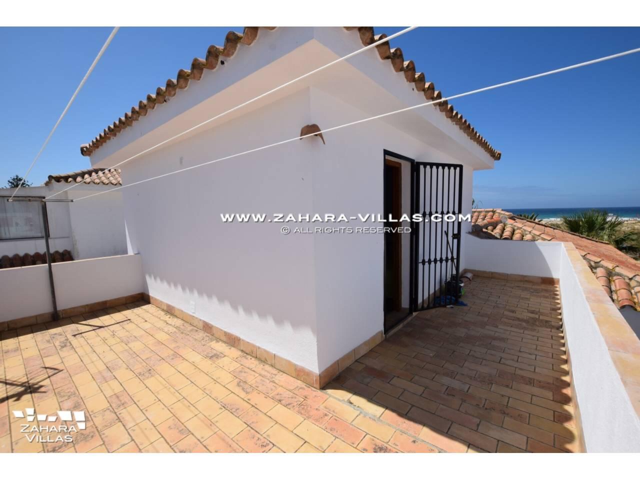 Imagen 6 de Casa en venta en segunda línea de playa, con vistas al mar en Zahara de los Atunes