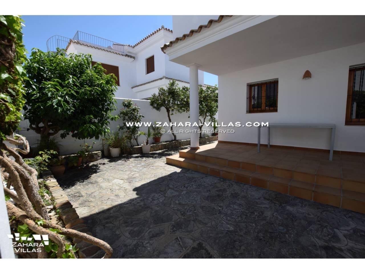 Imagen 3 de Casa en venta en segunda línea de playa, con vistas al mar en Zahara de los Atunes
