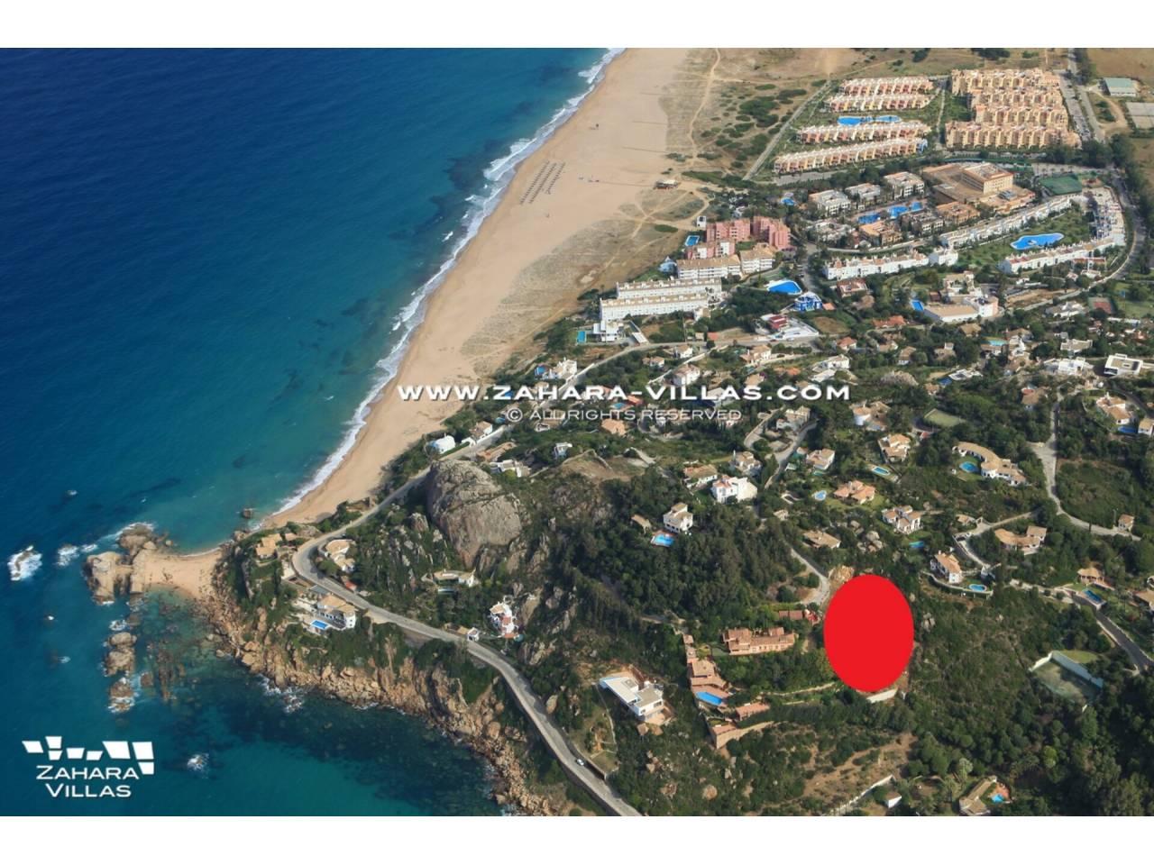 Imagen 3 de Parcela Urbana en venta en Atlanterra, con vistas a la Cala de los Alemanes