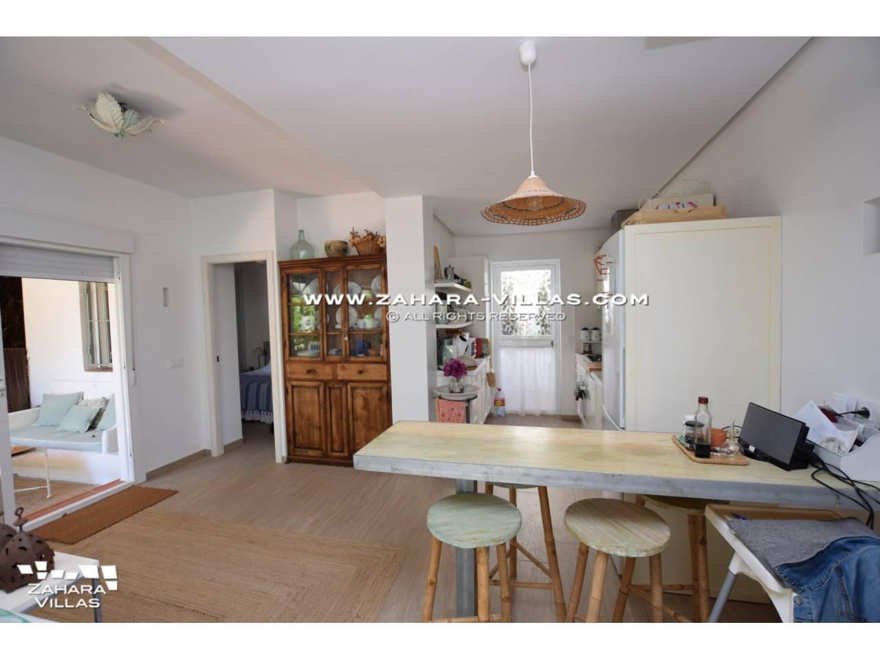 Imagen 9 de House for sale close to the beach, with sea views in Zahara de los Atunes