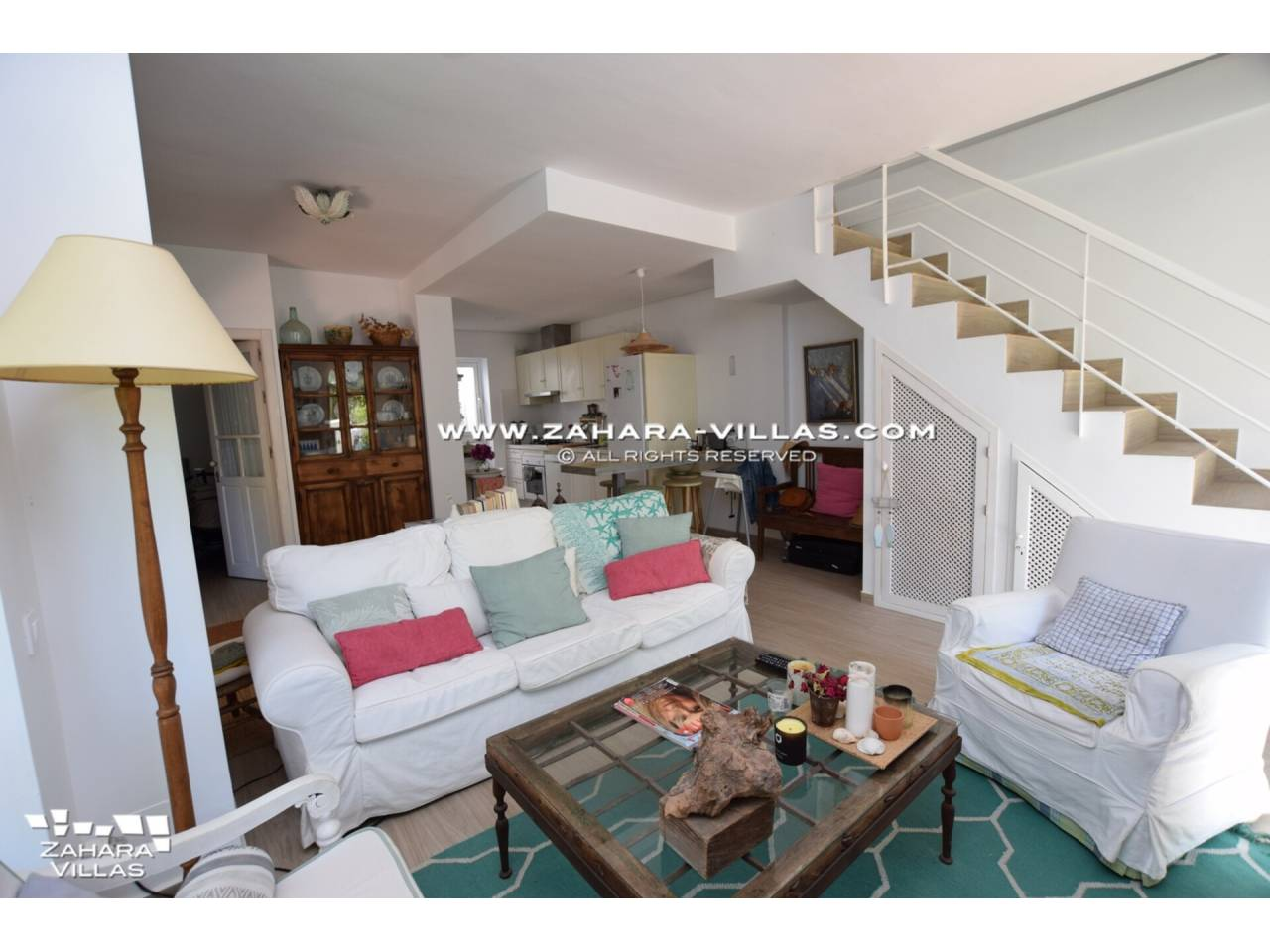 Imagen 12 de House for sale close to the beach, with sea views in Zahara de los Atunes