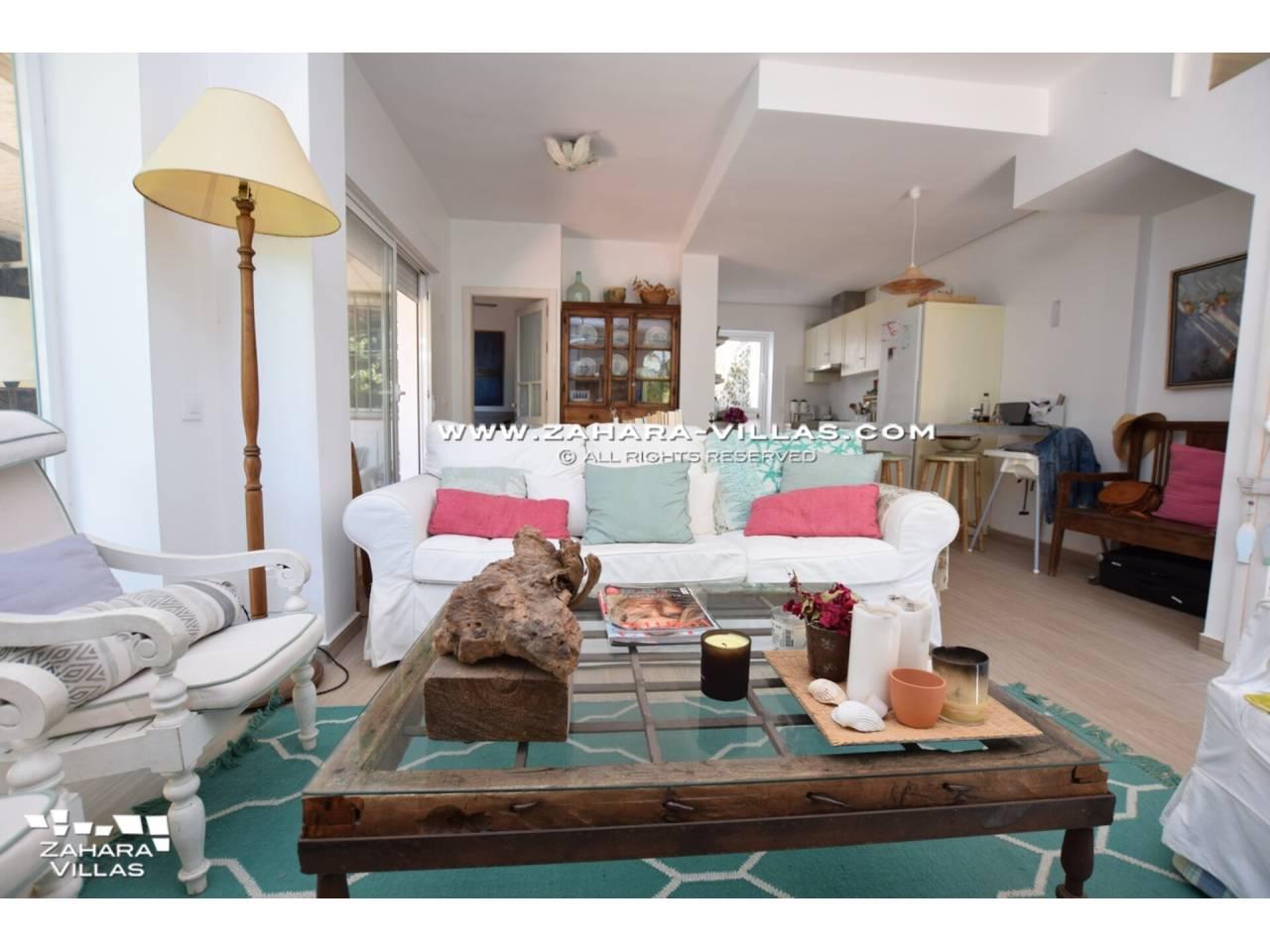 Imagen 13 de House for sale close to the beach, with sea views in Zahara de los Atunes