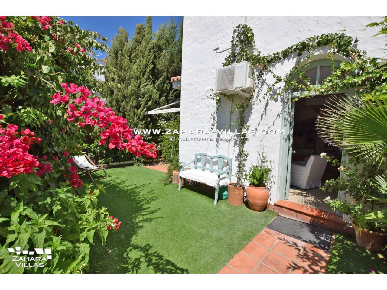 Imagen 16 de House for sale close to the beach, with sea views in Zahara de los Atunes