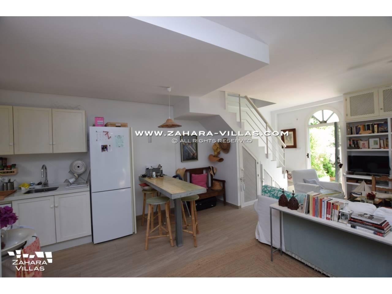 Imagen 5 de House for sale close to the beach, with sea views in Zahara de los Atunes