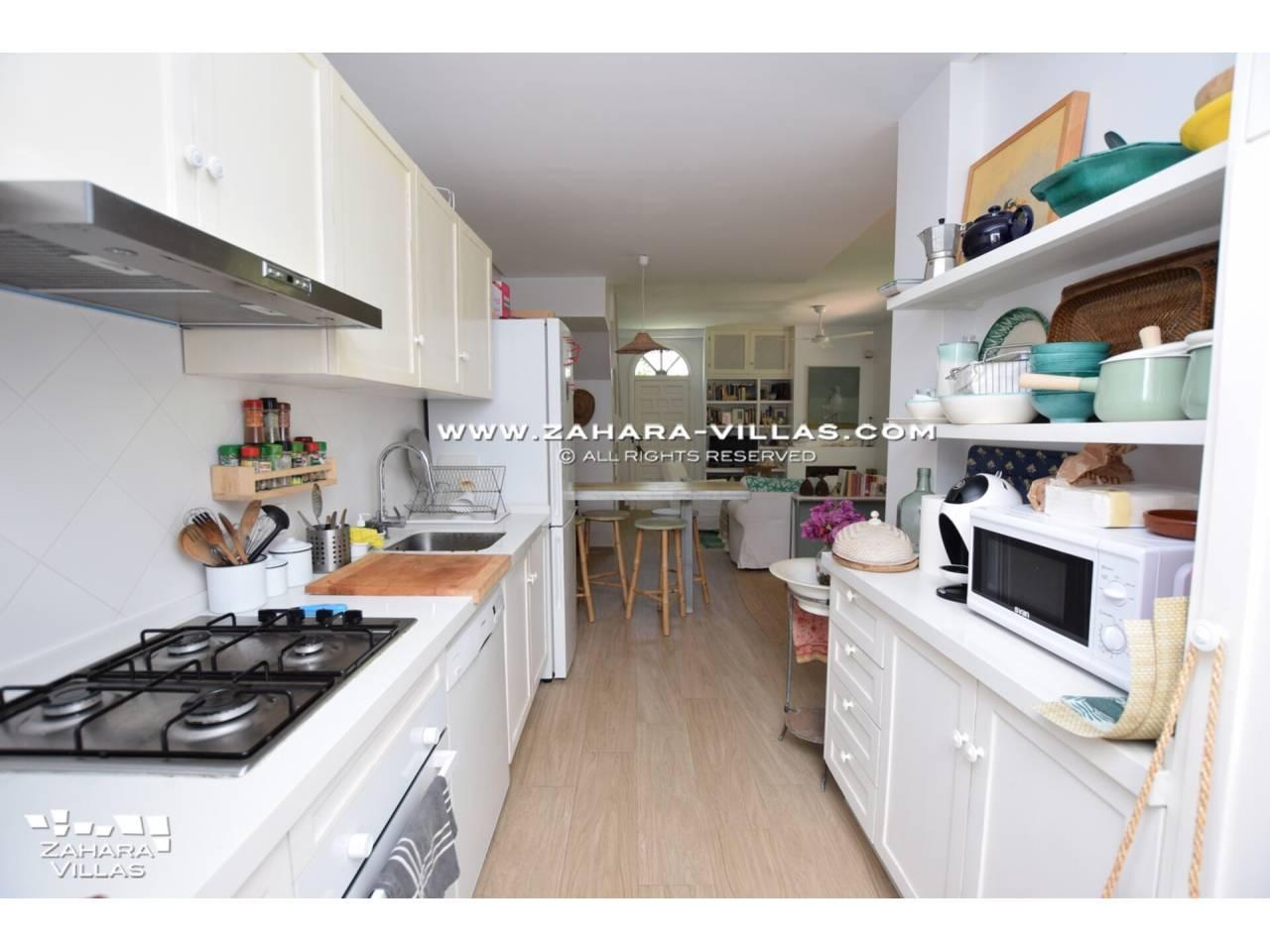 Imagen 6 de House for sale close to the beach, with sea views in Zahara de los Atunes