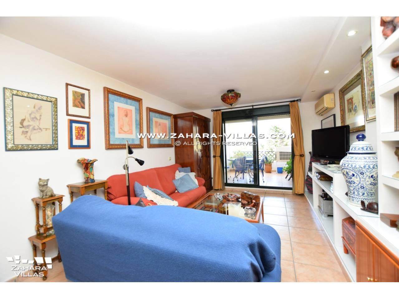Imagen 4 de Apartamento en venta en urbanización Jardines de Zahara - Atlanterra