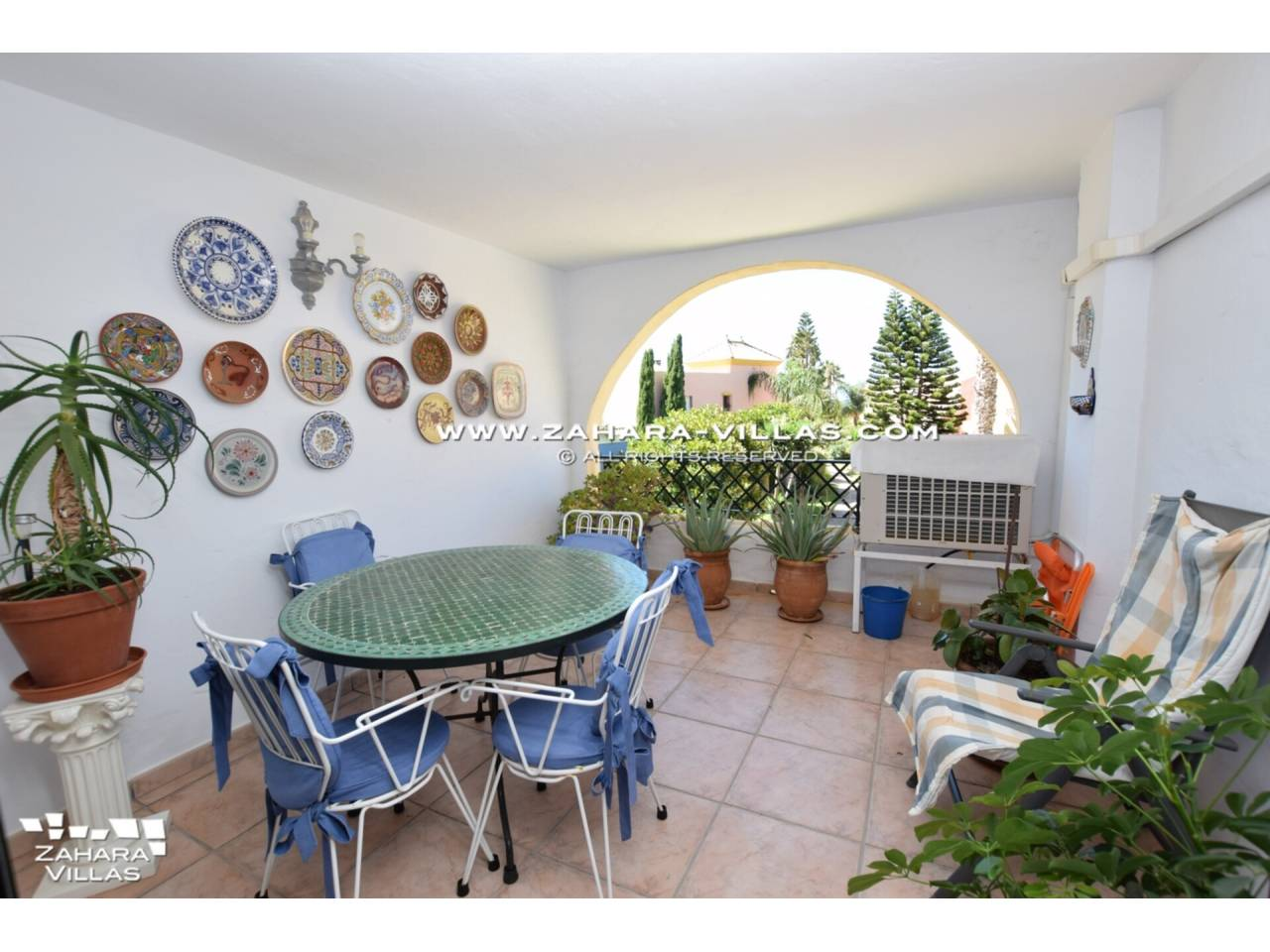 Imagen 1 de Apartamento en venta en urbanización Jardines de Zahara - Atlanterra