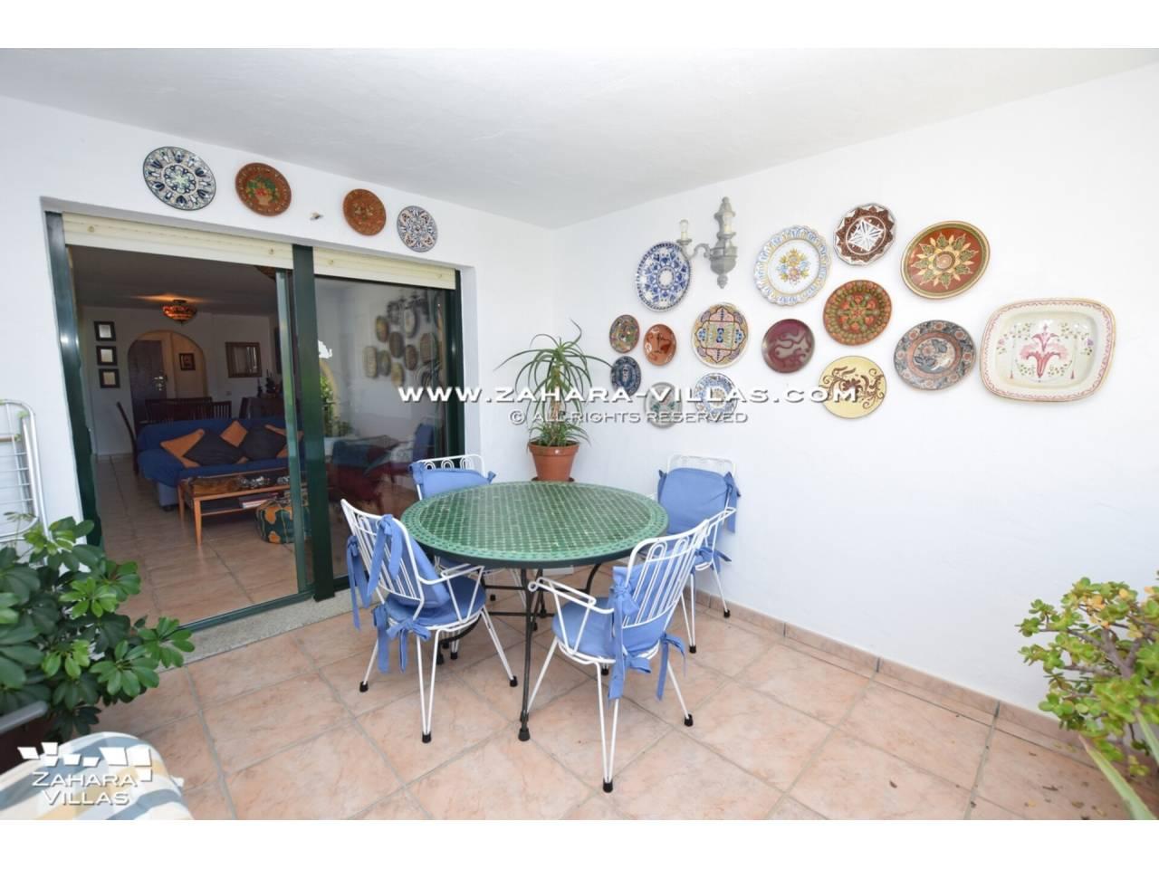 Imagen 2 de Apartamento en venta en urbanización Jardines de Zahara - Atlanterra