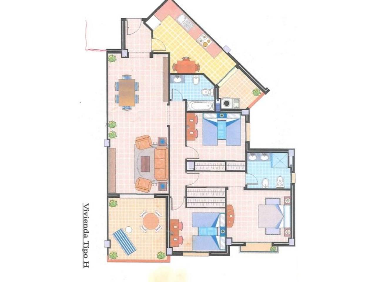 Imagen 39 de Apartamento en venta en urbanización Jardines de Zahara - Atlanterra